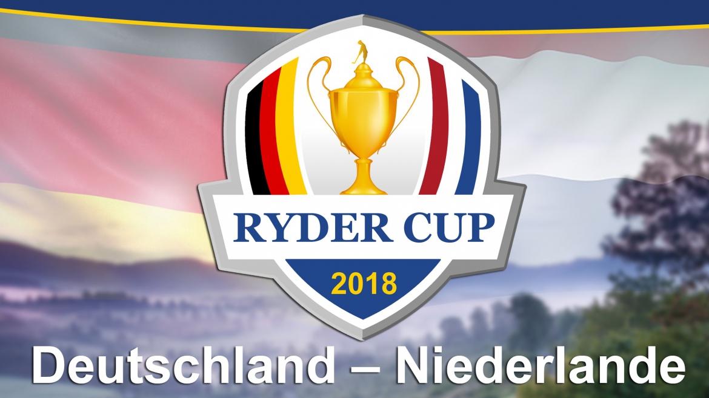 Ryder Cup Deutschland VS. Niederlande