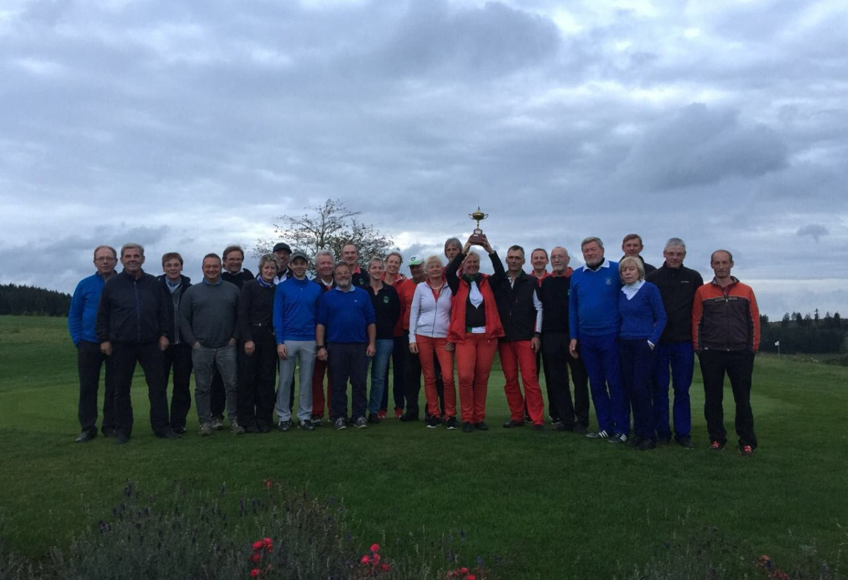 RYDER CUP VS. GC WITTGENSTEIN