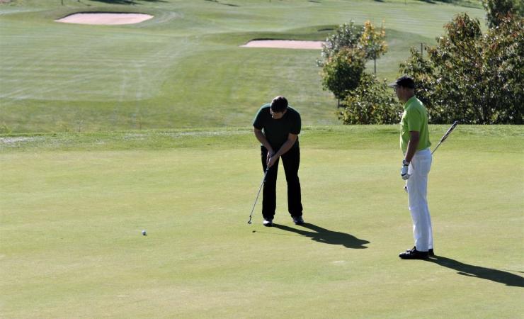 26. Weltmeisterschaften der Links Hand Golfer