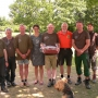 Jubiläum – Seit 25 Jahren im Team des GC Schmallenberg