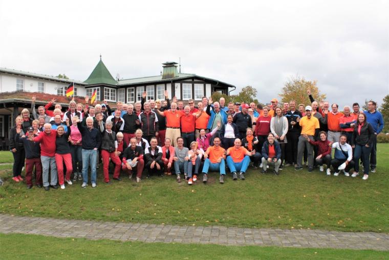Ryder Cup Schmallenberg VS. Niederlande