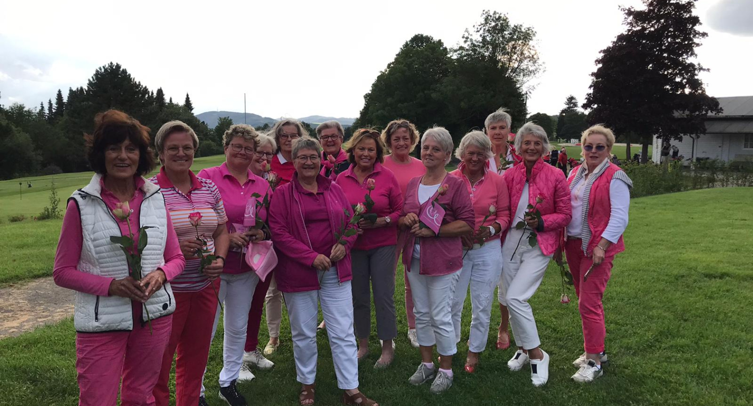 Pink Ribbon – Damengolf