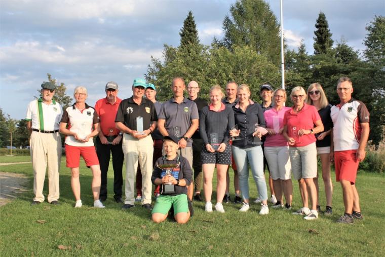 Neue Clubmeister im Golfclub Schmallenberg e.V.